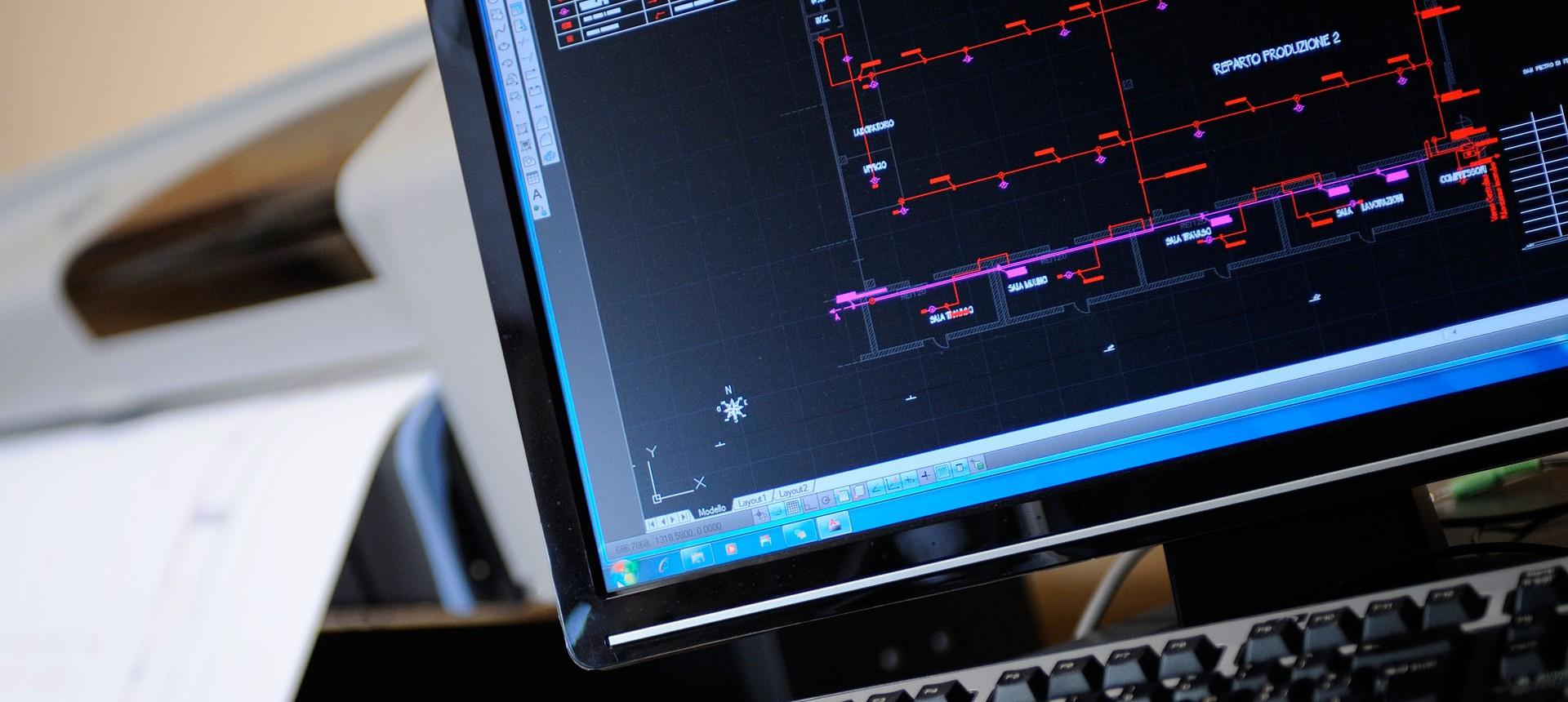 Progettazione e Impiantistica