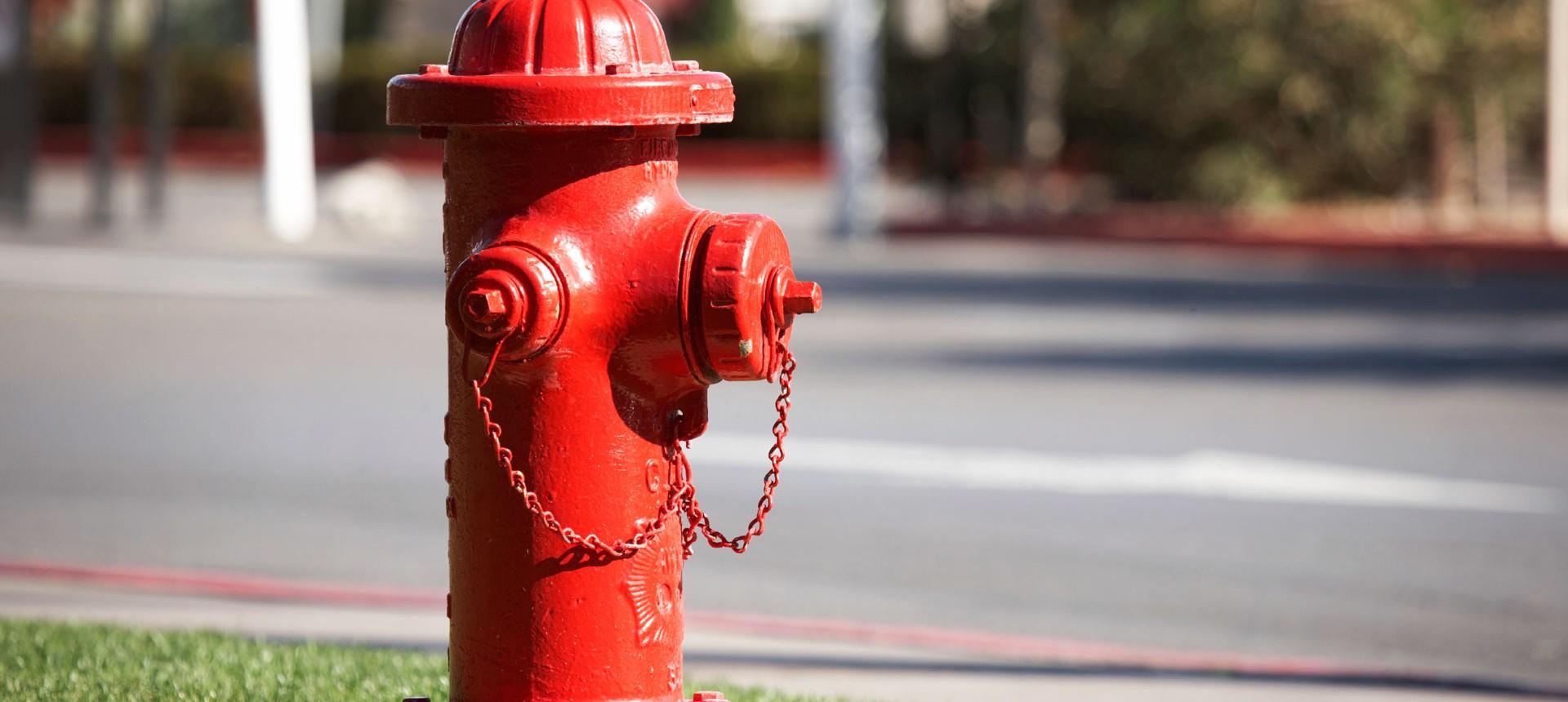 Impianti antincendio idrici